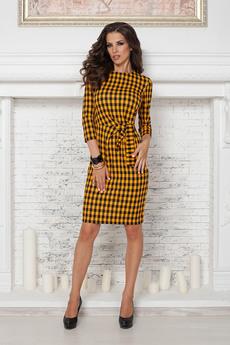 7872ba99c3b Желтые платья в Симферополе купить в интернет-магазине KOKETTE